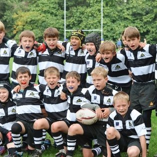 A tough start to the season for the U11 As