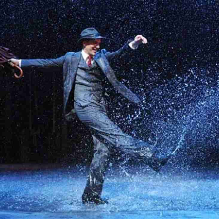Singing in the rain? Training Sunday 19th Jan Cancelled