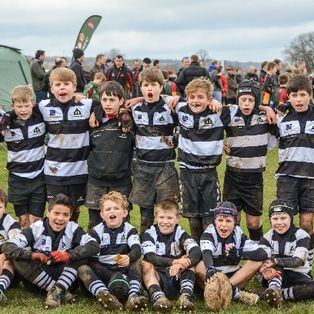 Guildfordians Festival - U11 As learn that in difficult conditions, bigger means better