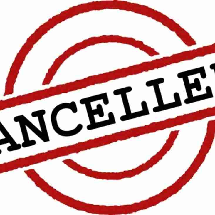 Development Squad festival at Mitcham Cancelled