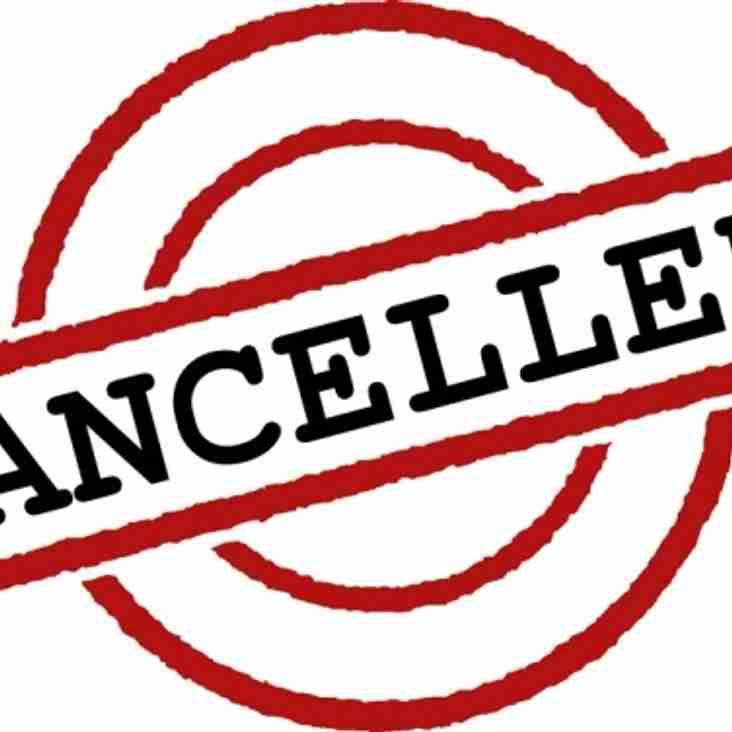 Development Squad festival at Mitcham Cancelled