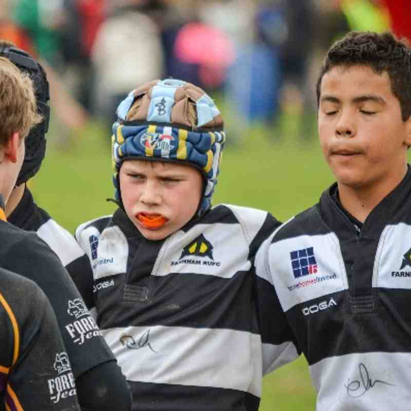 U11 As - London Irish festival - 27th April 2014