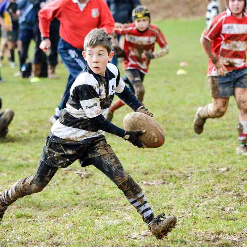 U12s vs Uckfield 1 March 2015