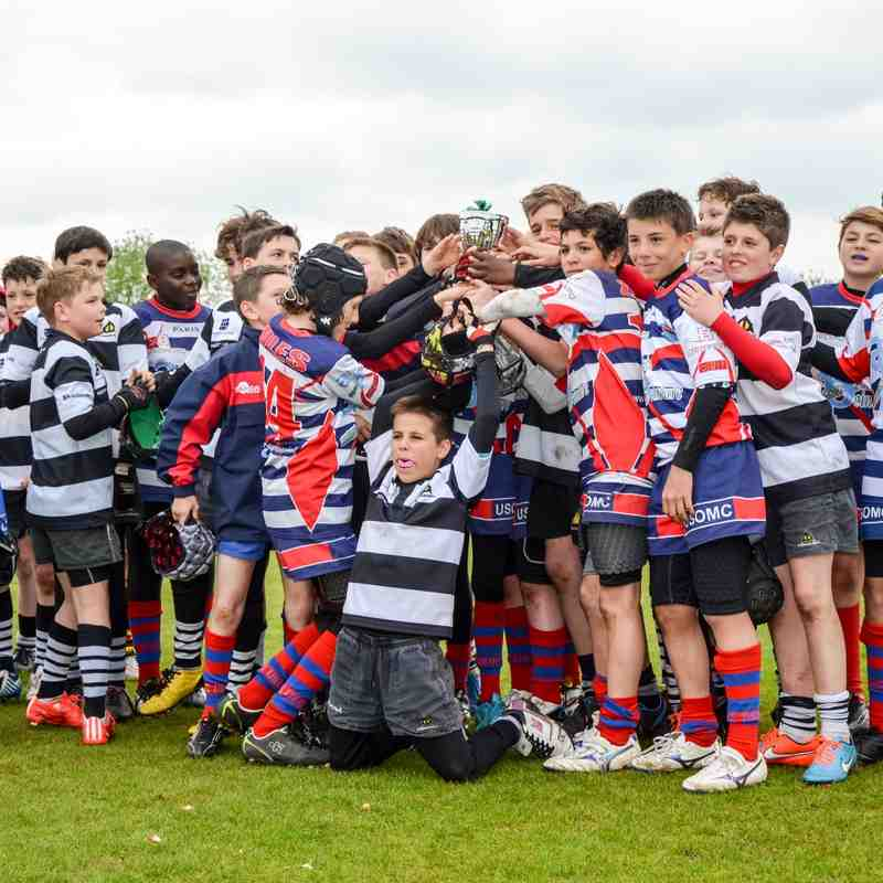 U12 As London Irish - April 2015