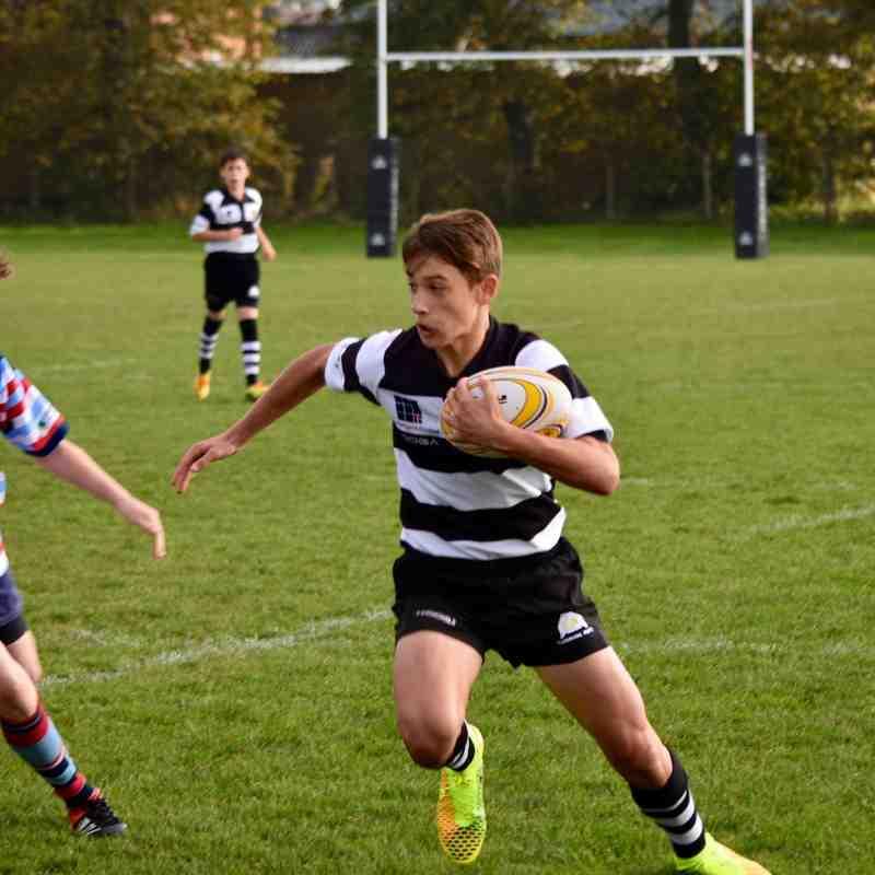Farnham U13s vs Reeds - 11 Oct 2015