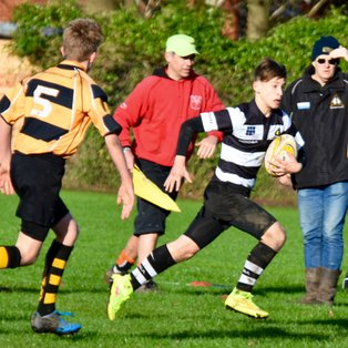 U13 As take another bonus point win in the Premier League