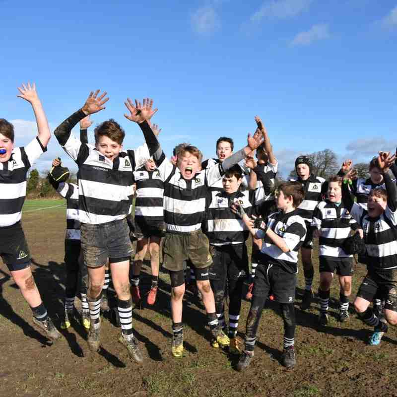 U13Bs vs Esher 7 Feb 2016