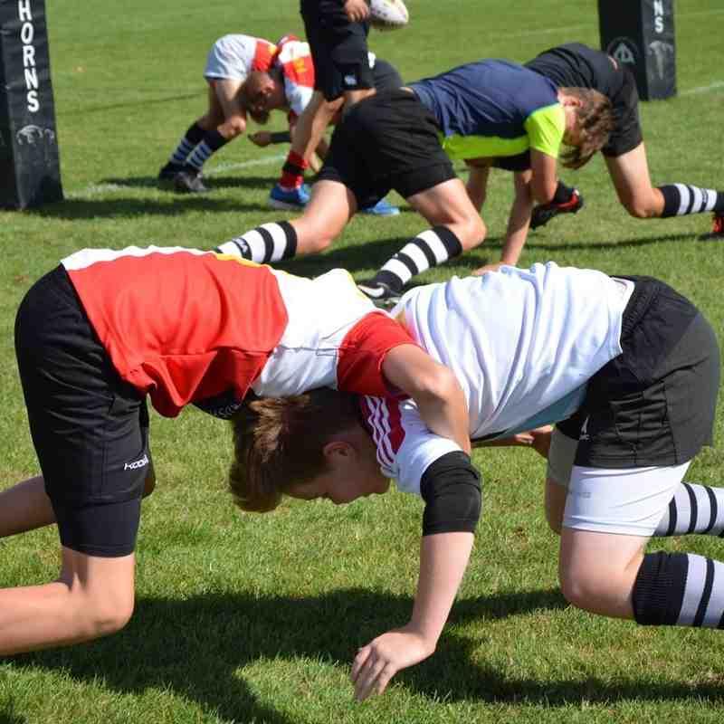 U14 As vs Cranleigh - 18 Sept 2016