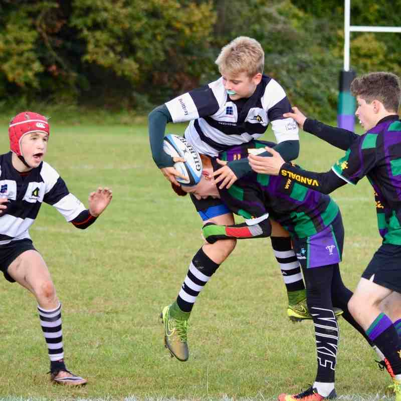 U14A vs Weybridge Vandals U14A - 16 October 2016