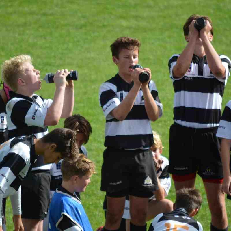 U14s v Camberley U14A - Sun 25 Sep 2016