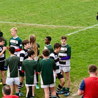 Ealing Trailfinders fire at today's friendly