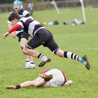 U16As lose first round Quin's cup match against quality opposition from Wimbledon Warriors
