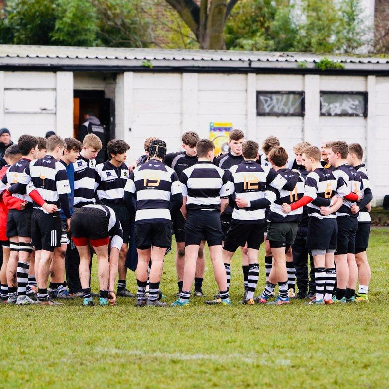 Farnham U16s vs. Warlingham - U16s