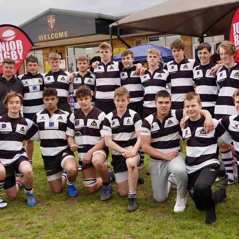 U16As vs Warlingham Quins Cup Finals 14 Apr 19