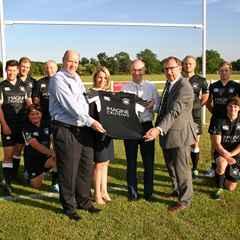 Major new sponsor for Royal Wootton Bassett RFC