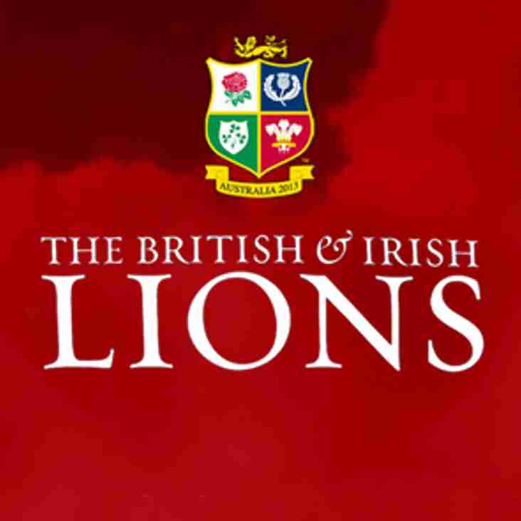 Watch the Lions at RWBRFC