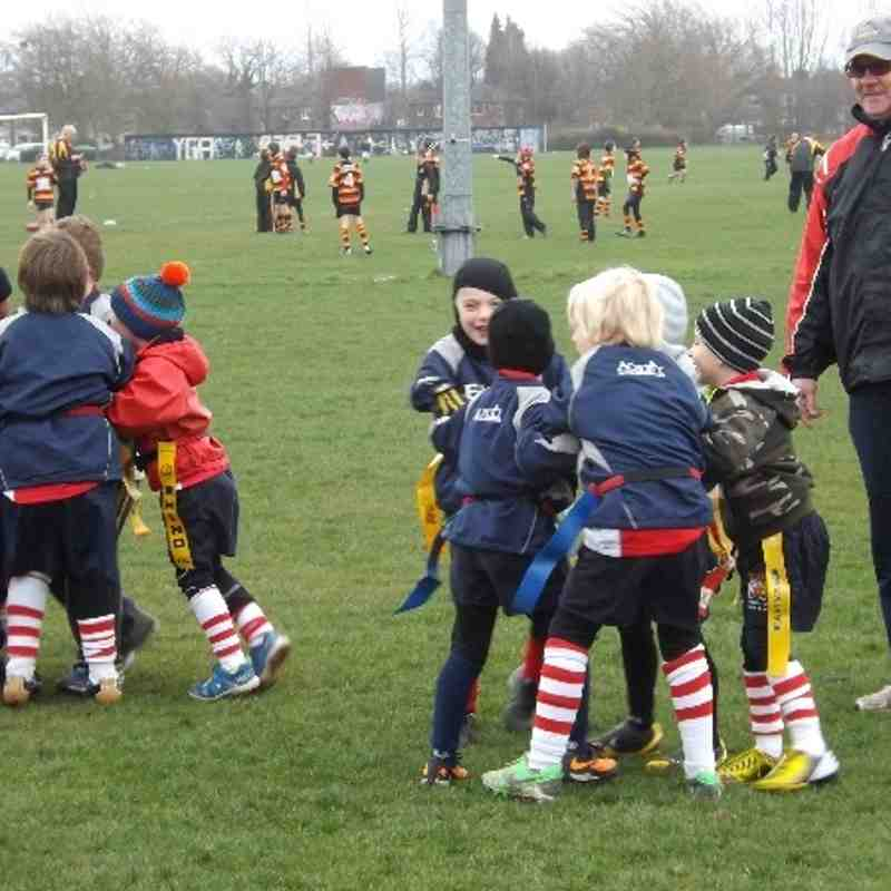 U7 at Broughton Park Festival 16/3/14