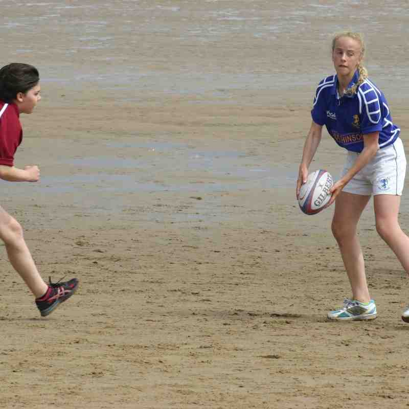 Girls U13's - Durham Beach Festival