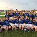 U15's Girls battle on in Cup Match