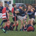 U13's Lose out with a spirited and much improved performance.