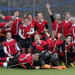 Point for the in-form ladies 4s