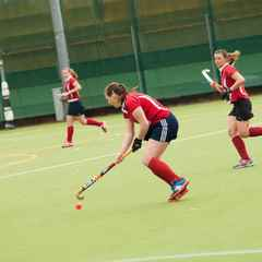 Ladies 2s lose to solitary strike
