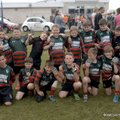 Wrexham Under 11s beat Crewe/Party