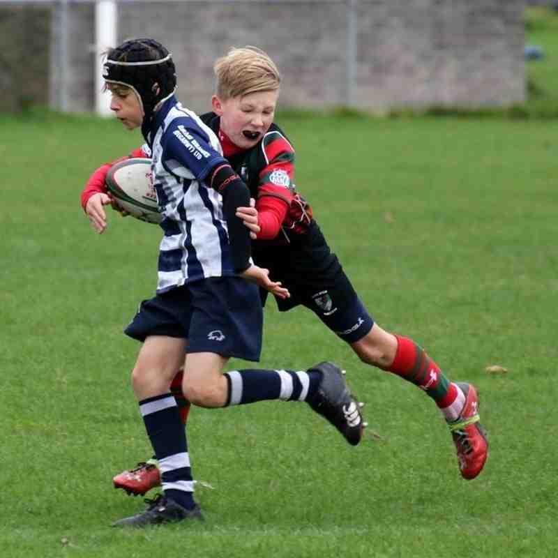 Wrexham U12s vs Colwyn Bay RFC - 06/11/2016