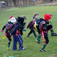 HALFAGAME Festival at Glyn Ceiriog - Wrexham, Rhos and Glyn U7s (plus parents match) - Jemma Wright