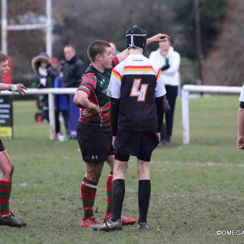 Wrexham U15s vs Crewe and Nantwich