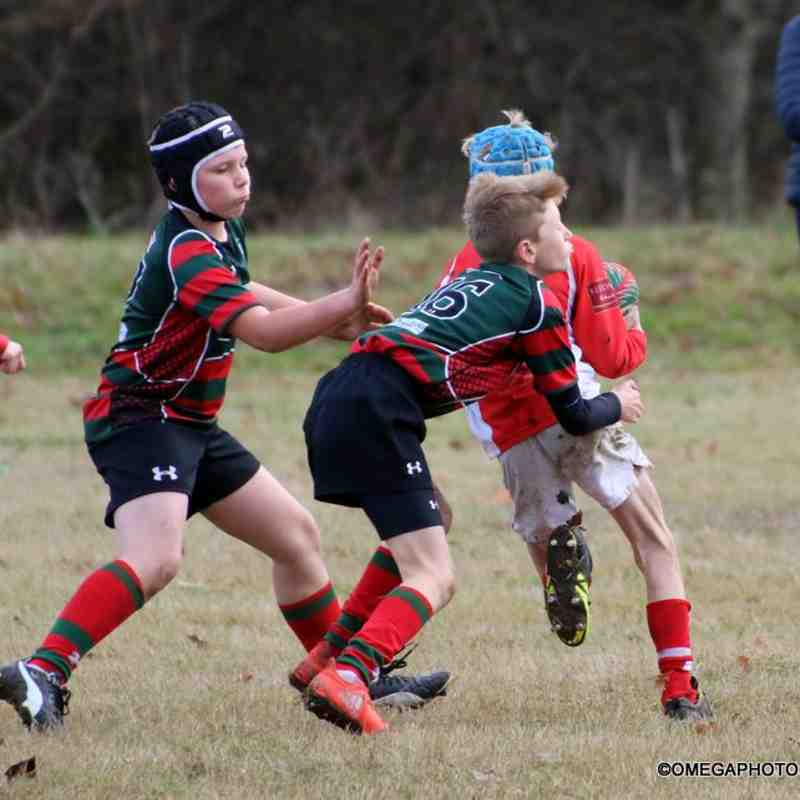 Wrexham U11s vs Whitchurch - 11/12/2016 - by Chris Wright and Richard Long