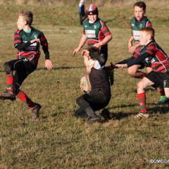 Wrexham U11s vs Crewe and Nantwich - 18th December 2016
