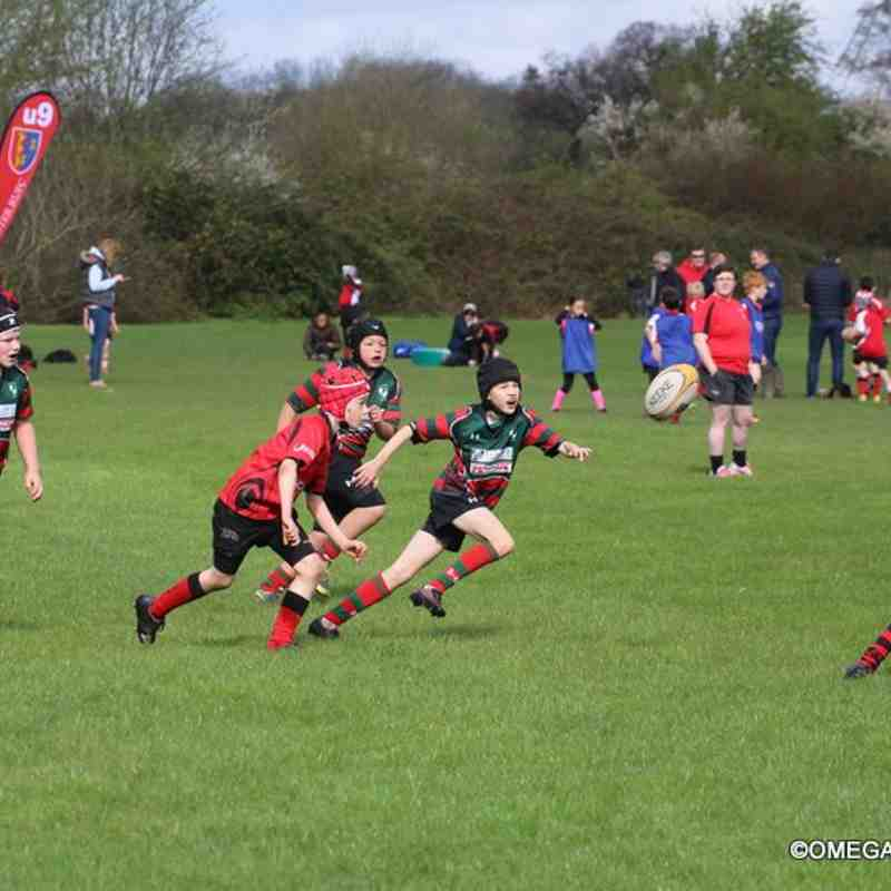 Wrexham u11s vs Chester - 03/04/2017 - by Chris Wright and Richard Long