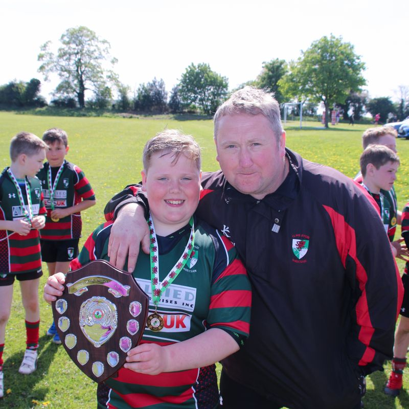 Wrexham U11s at the Anglo Welsh - 2017