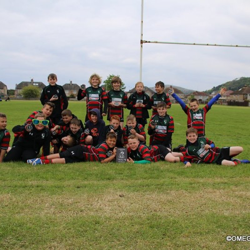 Wrexham U11s at the Welly tournament - 6th May 2017