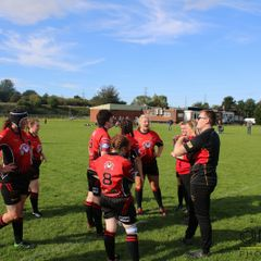 Shotton Steel Ladies vs Holyhead Ladies - 17-09-2017
