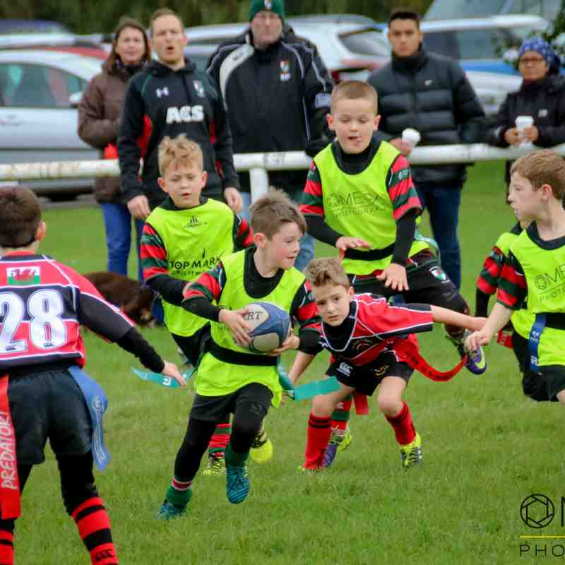 Wrexham U8s vs Mold - 8/10/2017