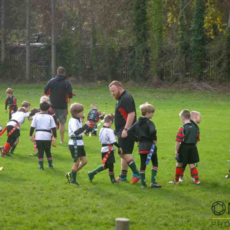 Wrexham U8s vs Denbigh - 15/10/2017 - Taken by J Wright