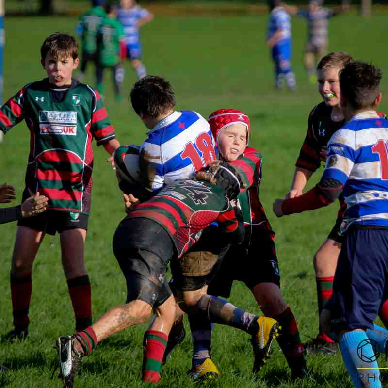 Wrexham U12s vs Ruthin - 5/11/2017