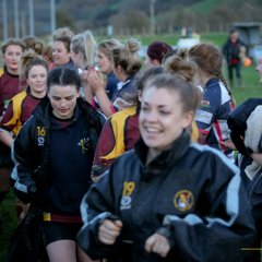 COBRA ladies vs Welshpool Ladies - 12/11/2017