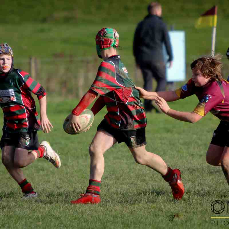 Wrexham U12s vs COBRA - 19th November 2017