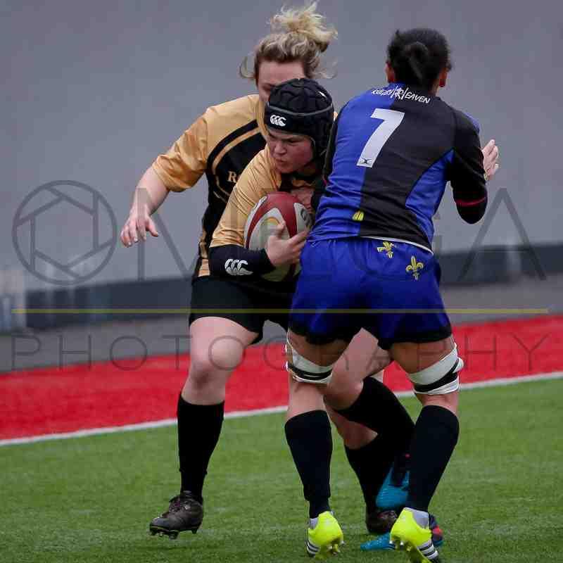 RGC Womens vs Dragons Women - Part 1