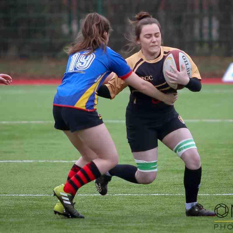 RGC Women U18s vs Dragons u18s