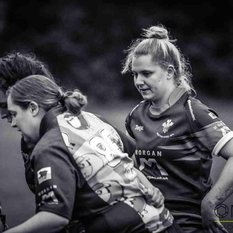 Shotton Ladies vs Holyhead Ladies - 21/08/2018 - Training game