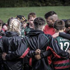 Wrexham U9s vs Llangefni and Abergele - 23/09/2018