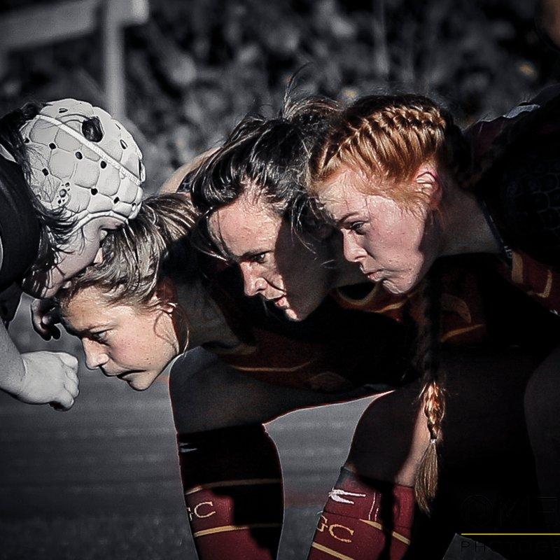 RGC Women vs Ospreys - 14/10/18