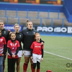 Wales Women vs Canada - 24/11/2018