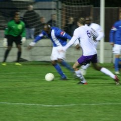 Grays Athletic 16th October 2013