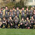 Under 14s beat Wensleydale  34 - 20