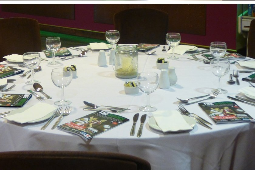 Dine At Seasons Before The Match .